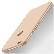 Huawei P8 / P9 lite 2017 dėklas X-LEVEL GUARDIAN silikonas aukso spalvos