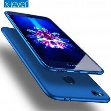 Akcija! Huawei P8 / P9 lite 2017 dėklas X-LEVEL GUARDIAN silikonas mėlynas