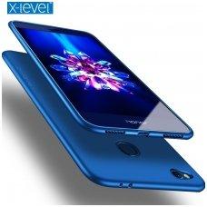 Huawei P8 / P9 lite 2017 dėklas X-LEVEL GUARDIAN silikonas mėlynas