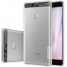 Huawei P9 dėklas Nillkin Nature TPU 0,6mm permatomas