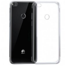 huawei p9 lite mini DĖKLAS MERCURY JELLY CLEAR PERMATOMAS 0,6MM