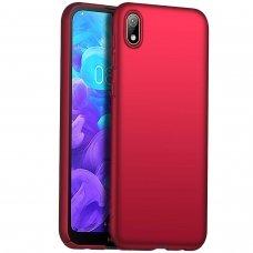 Huawei Y5 2019 DĖKLAS MULTI PROTECTIVE REMAX MATINIS raudonas