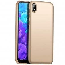 Huawei Y5 2019 DĖKLAS MULTI PROTECTIVE REMAX MATINIS auksinis