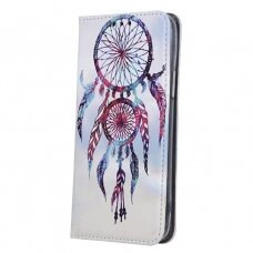 Samsung Galaxy M21 atverčiamas dėklas smart trendy sapnų gaudyklė 2