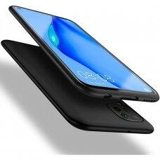 Huawei y5p dėklas X-LEVEL GUARDIAN 0,6 mm silikonas juodas