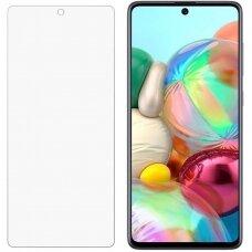 Akcija! samsung galaxy a71 ekrano apsauginė plėvelė 3MK Flexible Glass