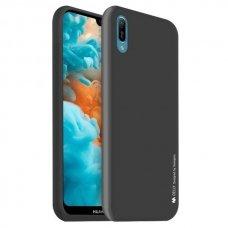 Huawei Y6 2019 dėklas MERCURY JELLY SOFT silikoninis juodas