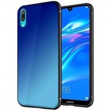"Huawei Y7 2019 / Y7 Prime 2019 Dėklas ""Aurora""  mėlynas"