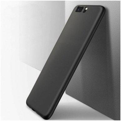 Huawei P10 dėklas X-LEVEL GUARDIAN silikonas juodas 2