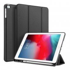 """iPad 10.2"""" 2019 / 2020 atverčiamas dėklas """"Dux Ducis OSOM"""" juodas"""