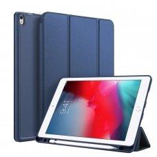 """iPad 10.2"""" 2019 / 2020 atverčiamas dėklas """"Dux Ducis OSOM"""" tamsiai mėlynas"""
