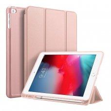 """iPad 10.2"""" 2019 atverčiamas dėklas """"Dux Ducis OSMO"""" rožinis"""