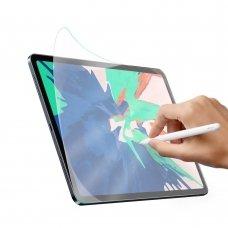 "Ipad PRO 2018 (11"") popieriaus tekstūros ekrano plėvelė piešimui ""Baseus 0.15mm matt"""