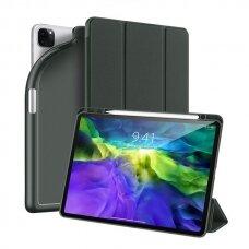 iPad Pro 12.9 2021 Dėklas Dux Ducis Osom juodas