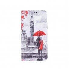 Iphone 11 atverčiamas dėklas SMART TRENDY Lovers in London