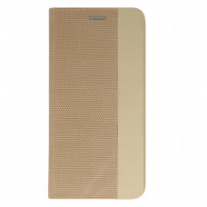 Iphone 11 atverčiamas dėklas Vennus SENSITIVE book auksinis