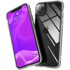 Iphone 11 pro max dėklas ESR Ice Shield skaidrus