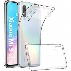 Xiaomi mi A2 lite dėklas high clear 1,0mm silikonas skaidrus