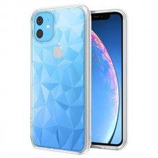 Iphone 11 pro DĖKLAS PRISM TPU skaidrus