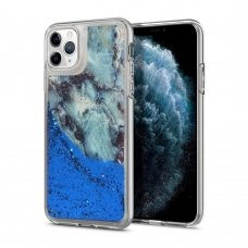 Iphone 11 dėklas  Vennus WATER Stone mėlynas