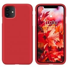 iphone 11 pro max dėklas X-LEVEL/PIPILU DINAMIC raudonas