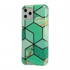 iphone 11 pro Cosmo Marble silicon dizainas 2