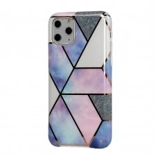 iphone 11 pro Cosmo Marble silicon dizainas 3