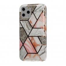 iphone 11 pro Cosmo Marble silicon dizainas 4