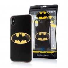 Iphone 11 pro dėklas Batman 023 silikonas  juodas
