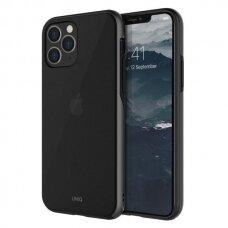 Akcija! Iphone 11 pro dėklas Uniq Vesto hue hybrid bumper juodas