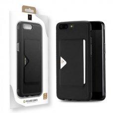 iphone 7 / 8 dėklas DUX DUCIS PoCard  juodas