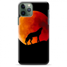 "Iphone 11 Pro max TPU dėklas unikaliu dizainu 1.0 mm ""u-case Airskin Nature 3 design"""