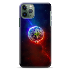 "Iphone 11 Pro max TPU dėklas unikaliu dizainu 1.0 mm ""u-case Airskin Nature 4 design"""