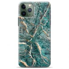 """Iphone 11 Pro max TPU dėklas unikaliu dizainu 1.0 mm """"u-case airskin marble 1 design"""""""