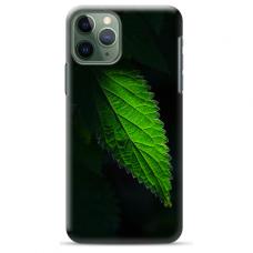 """Iphone 11 Pro silikoninis dėklai su paveikslėliu 1.0 mm """"tavotel Nature 1 design"""""""