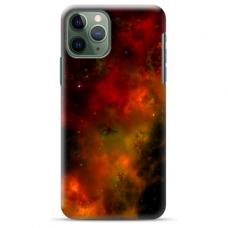 """Iphone 11 Pro silikoninis dėklai su paveikslėliu 1.0 mm """"tavotel Space 1 design"""""""