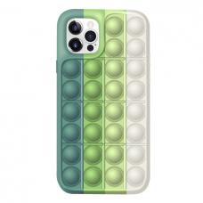 Iphone 11 pro silikoninis dėklas POP IT Design 3
