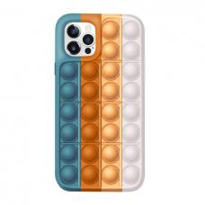Iphone 11 pro silikoninis dėklas POP IT Design 4