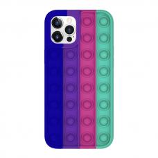 Iphone 11 pro silikoninis dėklas POP IT Design 5