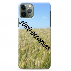 Iphone 12 pro TPU dėklas nugarėlė su jūsų dizainu. Dėklas gaminamas su jūsų pateikta nuotrauka