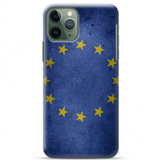 "Iphone 12 Pro TPU dėklas unikaliu dizainu 1.0 mm ""u-case Airskin EU design"""