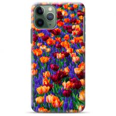 """Iphone 11 Pro TPU dėklas unikaliu dizainu 1.0 mm """"u-case Airskin Nature 2 design"""""""