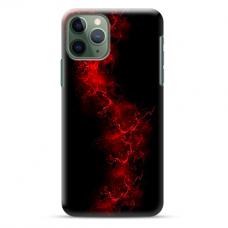 """Iphone 11 Pro TPU dėklas unikaliu dizainu 1.0 mm """"u-case Airskin Space 3 design"""""""