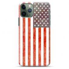 """Iphone 11 pro TPU dėklas unikaliu dizainu 1.0 mm """"u-case Airskin USA design"""""""
