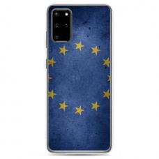 """Samsung Galaxy S10 Lite TPU dėklas unikaliu dizainu 1.0 mm """"u-case Airskin EU design"""""""