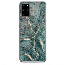 "Samsung Galaxy S10 Lite TPU dėklas unikaliu dizainu 1.0 mm ""u-case Airskin Marble 1 design"""