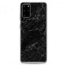 "Samsung Galaxy S20 TPU dėklas unikaliu dizainu 1.0 mm ""u-case Airskin Marble 4 design"""
