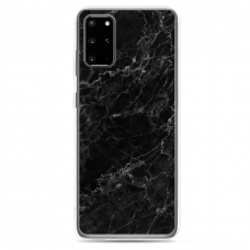 "Samsung Galaxy S10 Lite TPU dėklas unikaliu dizainu 1.0 mm ""u-case Airskin Marble 4 design"""