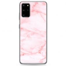 "Samsung Galaxy S20 TPU dėklas unikaliu dizainu 1.0 mm ""u-case Airskin Marble 5 design"""