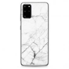 "Samsung Galaxy S20 TPU dėklas unikaliu dizainu 1.0 mm ""u-case Airskin Marble 6 design"""